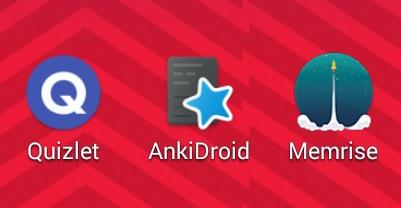 Flashcard App Showdown: Quizlet vs  Anki vs  Memrise